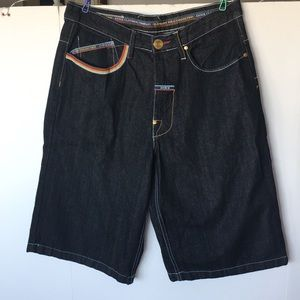 ENYCE Elephant Polo men's jeans shorts . Size 34
